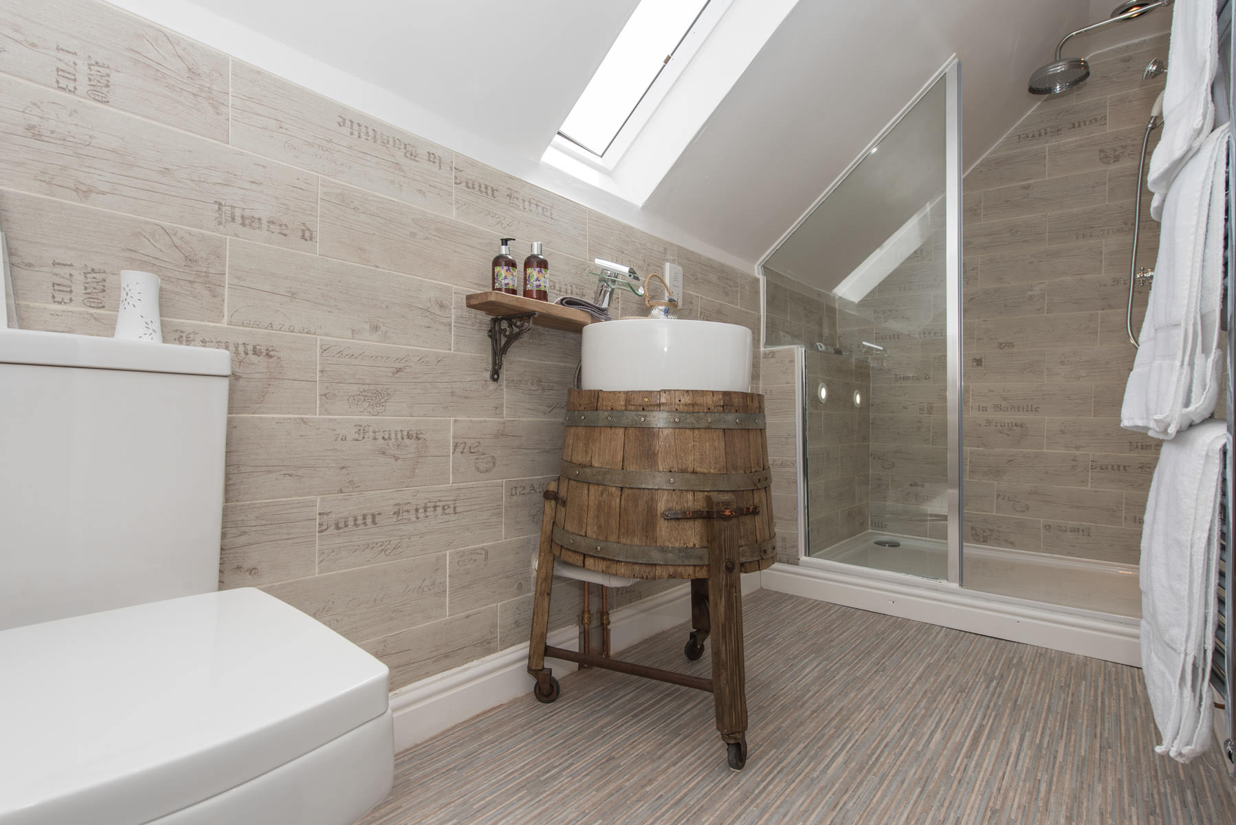 Church Bay ensuite
