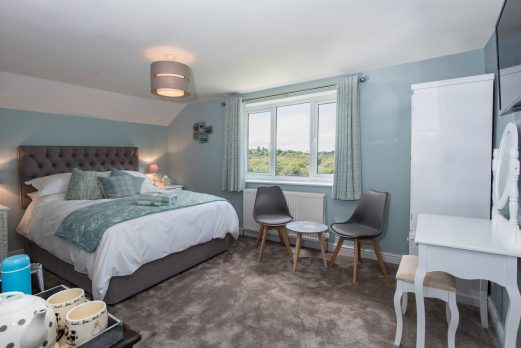 Cemaes Bay Bedroom