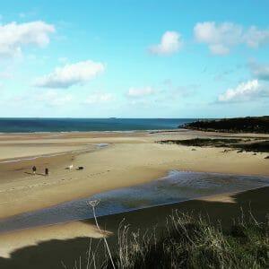 Ligwy Beach